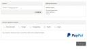 WP Customer Area PayPal Gateway - checkout